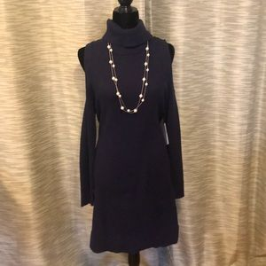 NWT KENSIE SWEATER DRESS With Cold Shoulders